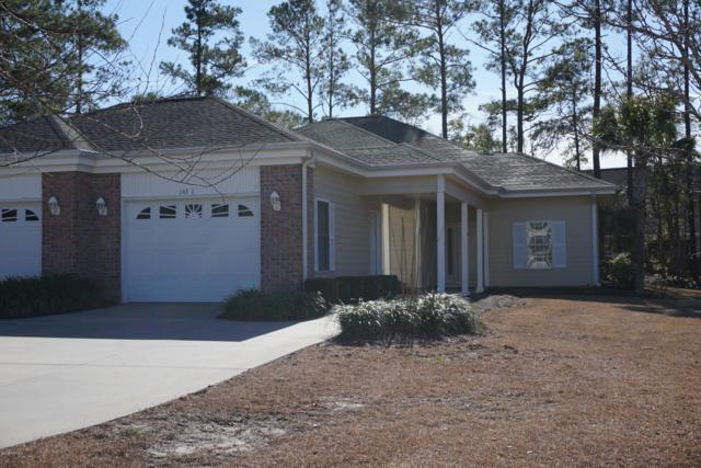 143 Ricemill Circle Unit 1, Sunset Beach, NC 28468 (MLS #100148505) :: Coldwell Banker Sea Coast Advantage