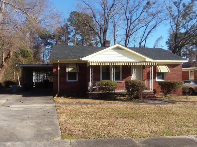 205 Heard Street, Kinston, NC 28501 (MLS #100148616) :: Berkshire Hathaway HomeServices Prime Properties