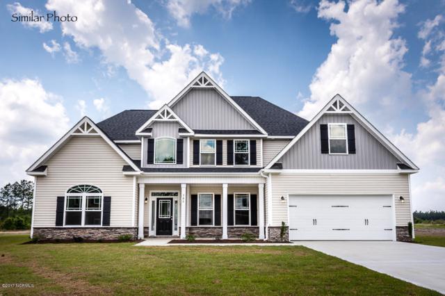 104 Pine Lakes Drive Lot 3, Jacksonville, NC 28540 (MLS #100148900) :: RE/MAX Essential
