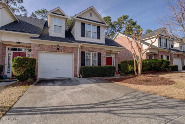 5006 Carleton Drive #13, Wilmington, NC 28403 (MLS #100149044) :: RE/MAX Essential