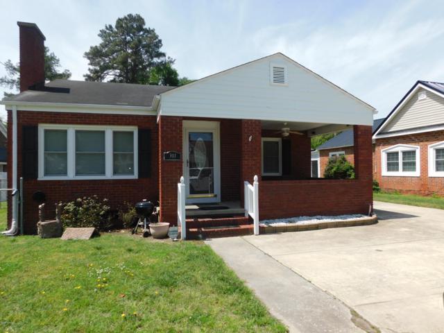 301 Carthage Road, Lumberton, NC 28358 (MLS #100149063) :: RE/MAX Essential