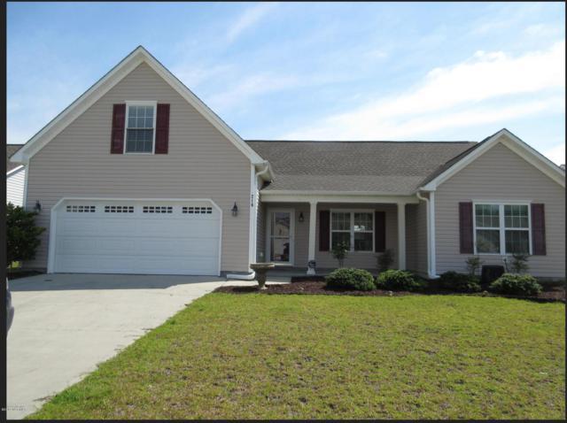 216 Belvedere Drive, Holly Ridge, NC 28445 (MLS #100149115) :: Terri Alphin Smith & Co.