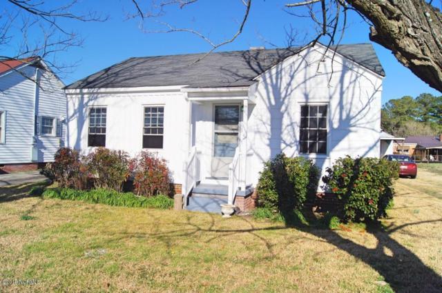 110 N Edgewood Avenue, Williamston, NC 27892 (MLS #100149198) :: RE/MAX Essential