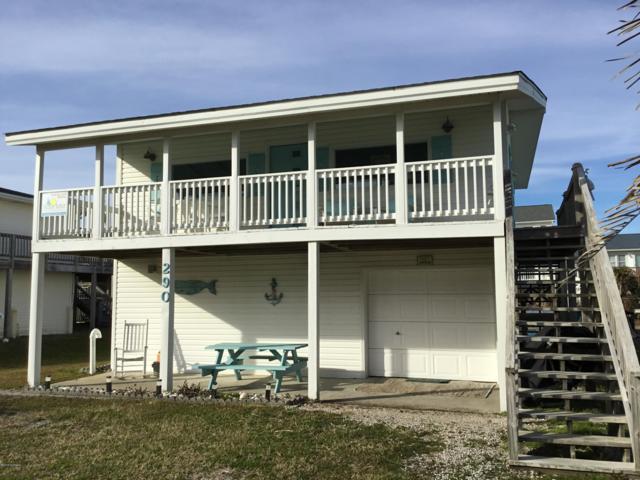 290 Ocean Boulevard W, Holden Beach, NC 28462 (MLS #100149424) :: The Bob Williams Team