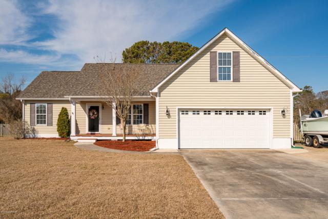 900 Eastman Creek Drive, Beaufort, NC 28516 (MLS #100149458) :: Berkshire Hathaway HomeServices Prime Properties