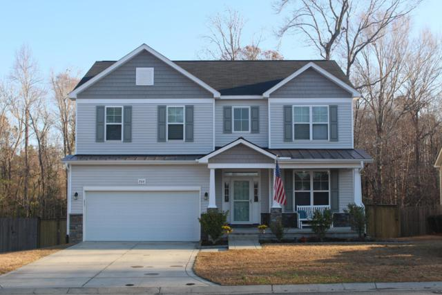 204 Peggys Trace, Sneads Ferry, NC 28460 (MLS #100149473) :: The Oceanaire Realty