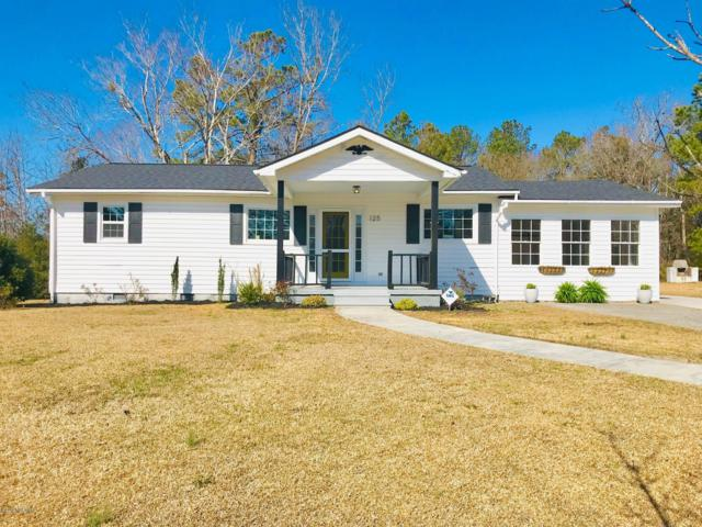 125 Great Lake Road, Maysville, NC 28555 (MLS #100149497) :: Courtney Carter Homes