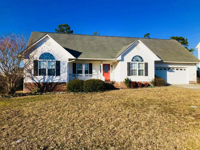 107 Harvest Moon Drive, Richlands, NC 28574 (MLS #100149624) :: Courtney Carter Homes