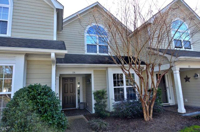 6211 Wrightsville Avenue #114, Wilmington, NC 28403 (MLS #100149631) :: Century 21 Sweyer & Associates