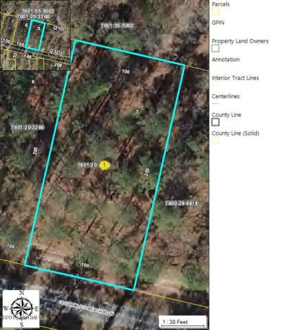 Lot 5 State Rd 1730 Old Pamlico Bch Road W, Belhaven, NC 27810 (MLS #100149754) :: Berkshire Hathaway HomeServices Prime Properties