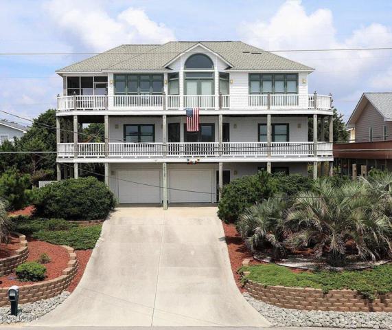 1204 Ocean Drive, Emerald Isle, NC 28594 (MLS #100149829) :: Century 21 Sweyer & Associates