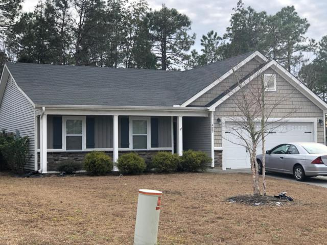 421 Blue Pennant Court, Sneads Ferry, NC 28460 (MLS #100149852) :: Coldwell Banker Sea Coast Advantage