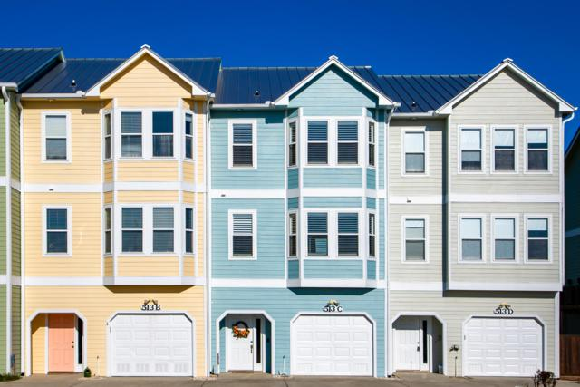 513 N New River Drive C, Surf City, NC 28445 (MLS #100149863) :: The Oceanaire Realty