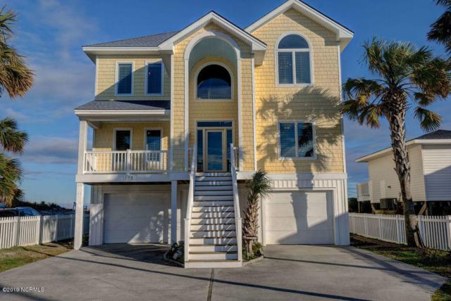 1503 S Lake Park Boulevard, Carolina Beach, NC 28428 (MLS #100149881) :: Coldwell Banker Sea Coast Advantage