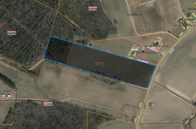 0 Ormondsville Road, Ayden, NC 28513 (MLS #100150169) :: Berkshire Hathaway HomeServices Prime Properties