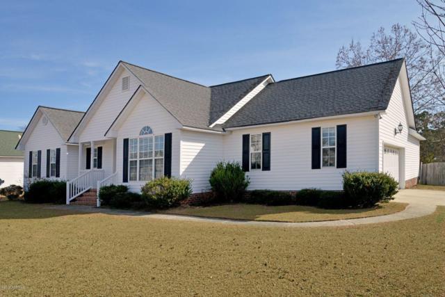 506 Ambleside Drive, Winterville, NC 28590 (MLS #100150203) :: Berkshire Hathaway HomeServices Prime Properties