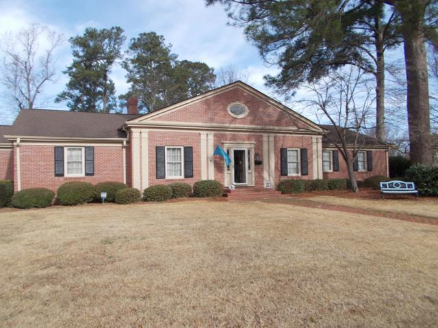 1208 Sutton Drive, Kinston, NC 28501 (MLS #100150210) :: Berkshire Hathaway HomeServices Prime Properties
