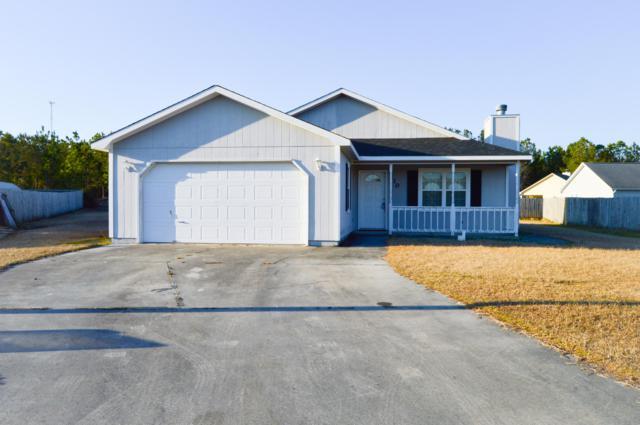 110 Foxtrail Drive, Hubert, NC 28539 (MLS #100150417) :: Courtney Carter Homes