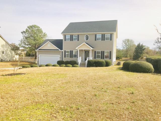 108 Lydia Drive, Swansboro, NC 28584 (MLS #100150418) :: Berkshire Hathaway HomeServices Prime Properties