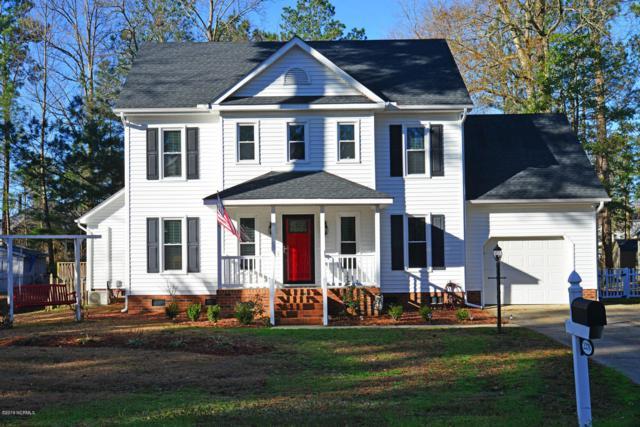 2278 Edgewater Drive, Winterville, NC 28590 (MLS #100150448) :: Berkshire Hathaway HomeServices Prime Properties