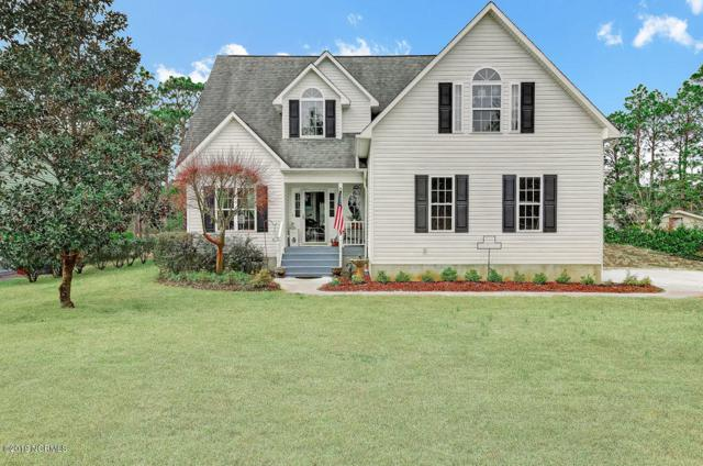 439 Masters Drive Bsl, Southport, NC 28461 (MLS #100150500) :: Coldwell Banker Sea Coast Advantage