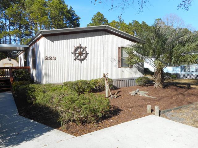 223 Live Oak Drive, Sunset Beach, NC 28468 (MLS #100150571) :: RE/MAX Essential