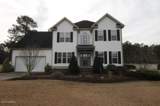 109 W Raintree Lane, Goldsboro, NC 27534 (MLS #100150578) :: Berkshire Hathaway HomeServices Prime Properties