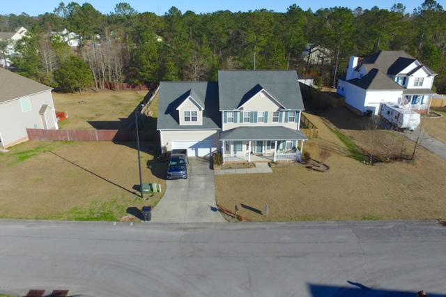 203 Middle Ridge Drive, Hubert, NC 28539 (MLS #100150597) :: Coldwell Banker Sea Coast Advantage