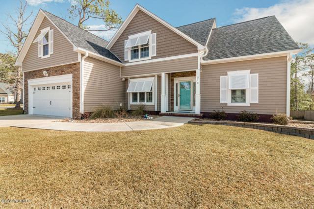 310 Oak Ridge Court, Swansboro, NC 28584 (MLS #100150602) :: Harrison Dorn Realty