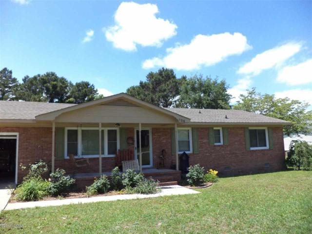 136 Swan Point Road, Sneads Ferry, NC 28460 (MLS #100150608) :: Courtney Carter Homes