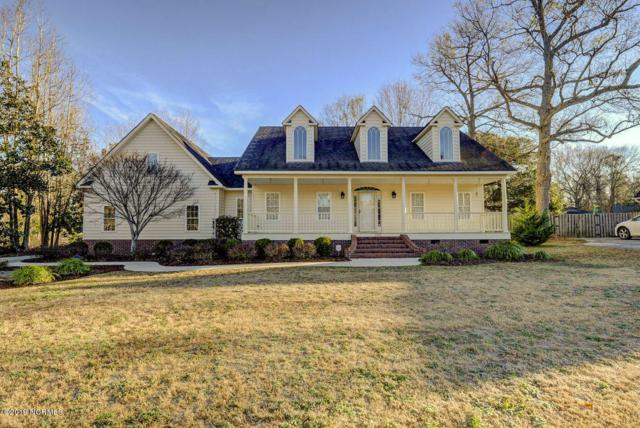 122 Rich Inlet Drive, Wilmington, NC 28411 (MLS #100150616) :: RE/MAX Essential