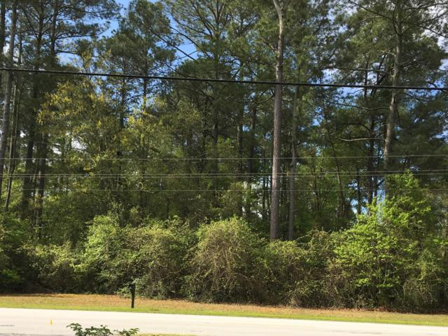 Lot 8 River Road, Washington, NC 27889 (MLS #100150634) :: Berkshire Hathaway HomeServices Prime Properties