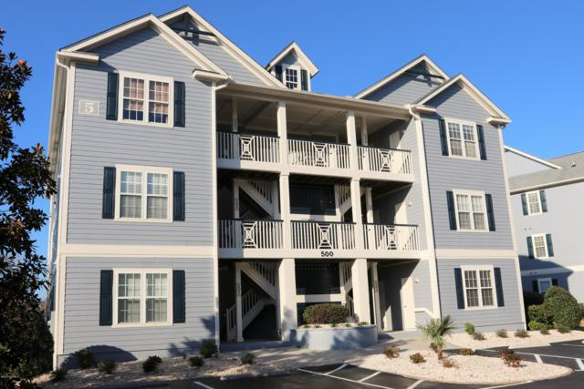 2555 St James Drive #506, Southport, NC 28461 (MLS #100150636) :: RE/MAX Essential