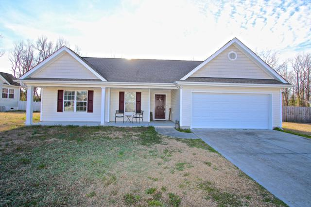 157 Backfield Place, Jacksonville, NC 28540 (MLS #100150649) :: Berkshire Hathaway HomeServices Prime Properties