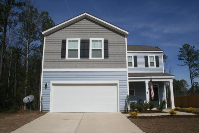 110 Old Dock Landing Road, Sneads Ferry, NC 28460 (MLS #100150669) :: Courtney Carter Homes