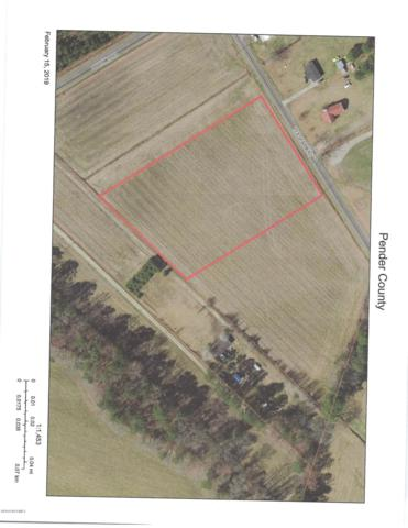 Lot 2 Test Farm Road, Willard, NC 28478 (MLS #100150714) :: Berkshire Hathaway HomeServices Prime Properties