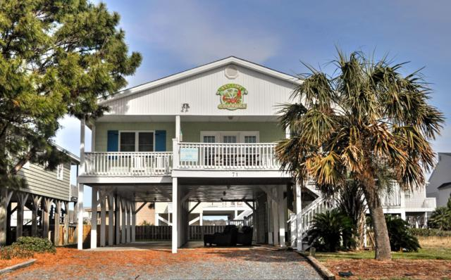 71 E First Street, Ocean Isle Beach, NC 28469 (MLS #100150719) :: Berkshire Hathaway HomeServices Prime Properties