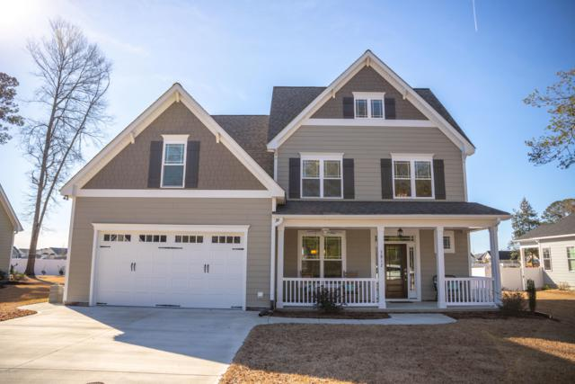 3812 Colony Woods Drive, Greenville, NC 27834 (MLS #100150724) :: Berkshire Hathaway HomeServices Prime Properties