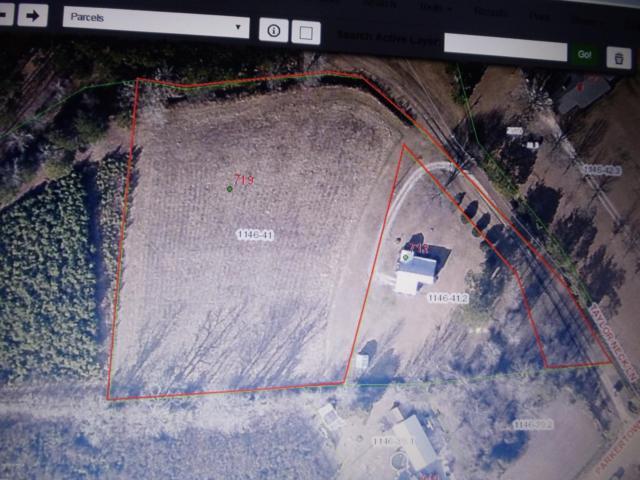 Tbd Parkertown Road, Hubert, NC 28539 (MLS #100150786) :: Berkshire Hathaway HomeServices Prime Properties