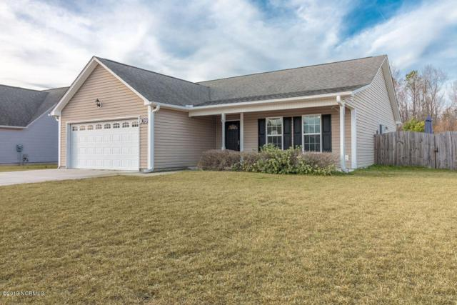 109 Christy Drive, Beulaville, NC 28518 (MLS #100150787) :: Harrison Dorn Realty