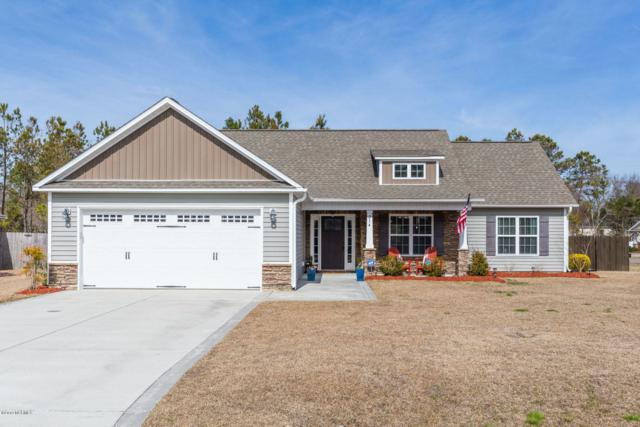 214 Marsh Haven Drive, Sneads Ferry, NC 28460 (MLS #100150790) :: Berkshire Hathaway HomeServices Prime Properties