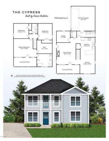 215 Robert Alan Drive, Jacksonville, NC 28546 (MLS #100150912) :: Courtney Carter Homes