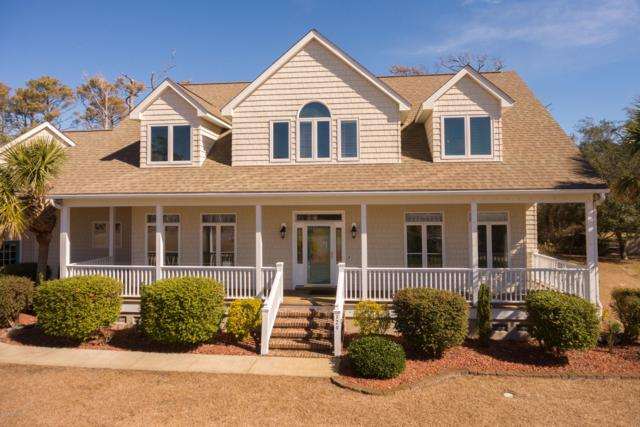 129 Buena Vista Drive, Newport, NC 28570 (MLS #100150929) :: Century 21 Sweyer & Associates
