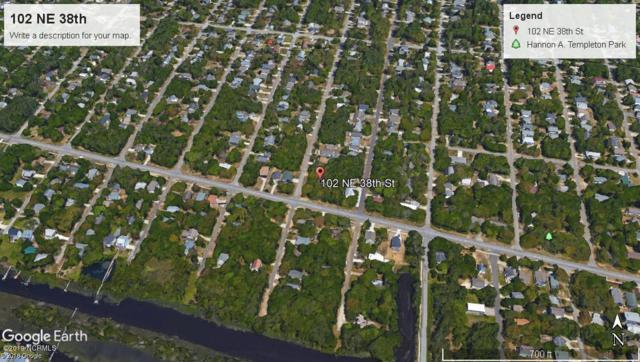 102 SE 38 Street, Oak Island, NC 28465 (MLS #100150935) :: Coldwell Banker Sea Coast Advantage
