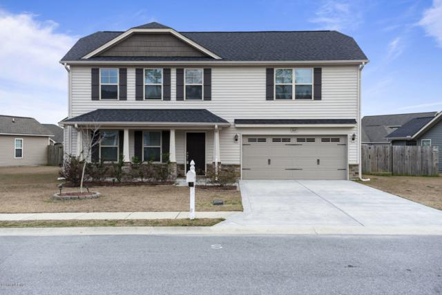 809 Dynasty Drive, Jacksonville, NC 28546 (MLS #100150973) :: Courtney Carter Homes