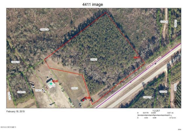 4411 New Bern Highway, Jacksonville, NC 28546 (MLS #100151010) :: Courtney Carter Homes