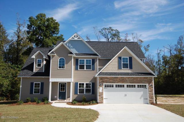112 Barnhouse Road Lot 18, Jacksonville, NC 28546 (MLS #100151066) :: Harrison Dorn Realty