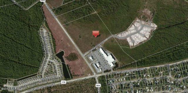 Lot 4 Seaside Road SW, Ocean Isle Beach, NC 28469 (MLS #100151182) :: The Bob Williams Team