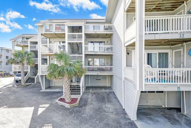 1801 Canal Drive B10, Carolina Beach, NC 28428 (MLS #100151199) :: Vance Young and Associates