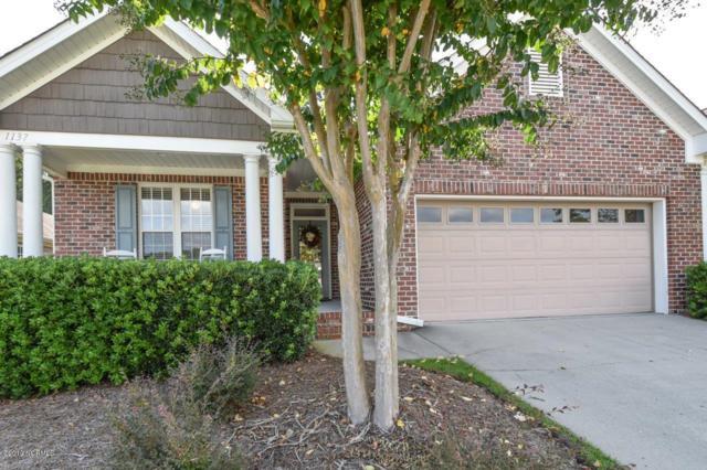1137 Greensview Circle, Leland, NC 28451 (MLS #100151338) :: RE/MAX Essential